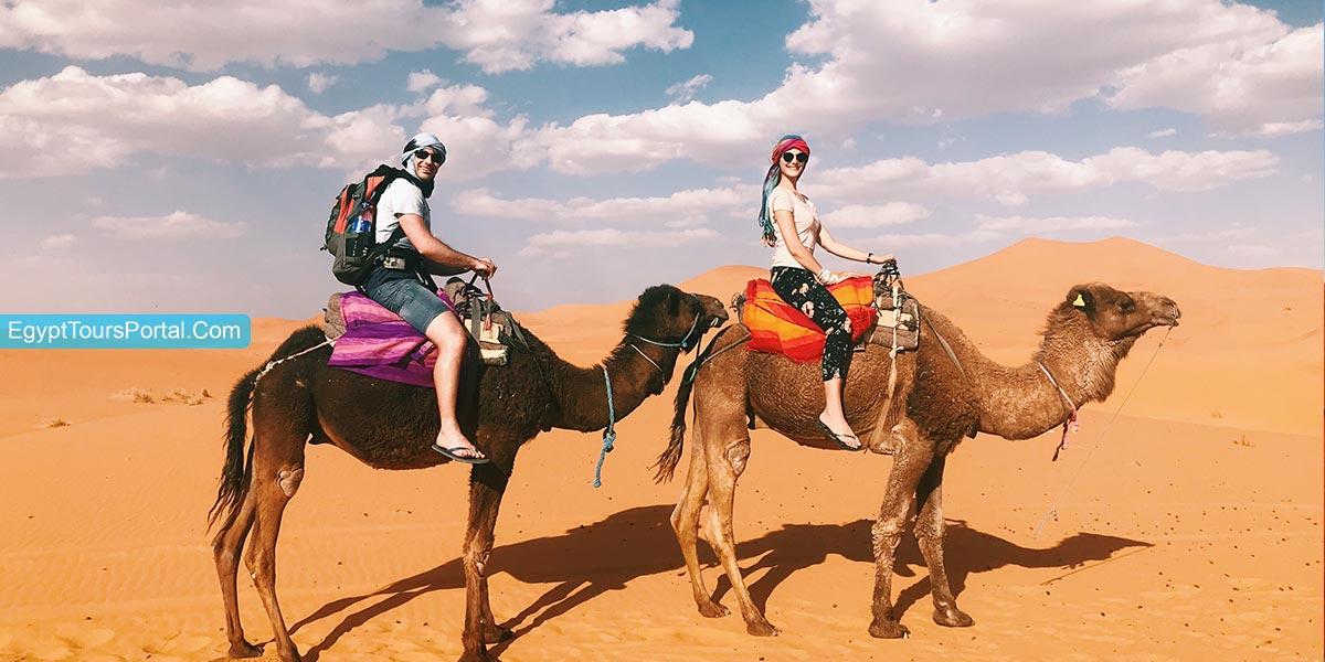 Día 2: El Desierto Negro - Oasis de Bahariya – El Cairo.