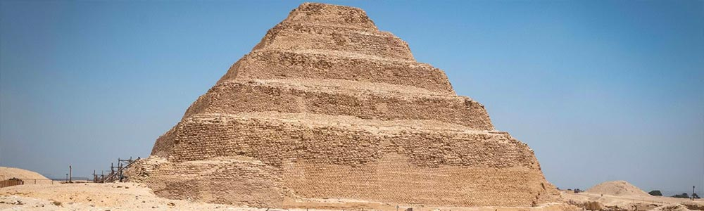 Día 2: Tour las Pirámides de Guiza, Saqqara y Menfis
