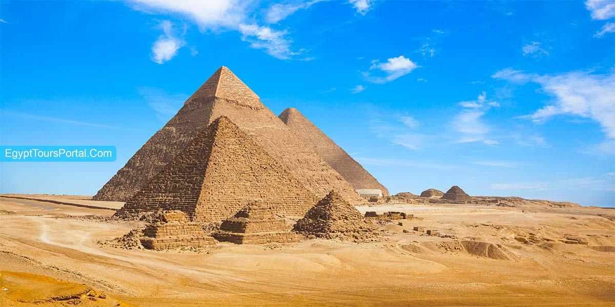 Excursión desde Sharm El Sheij a El Cairo de Un Día