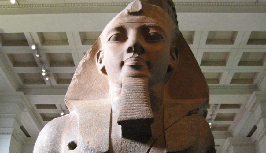 Rey Ramsés II - Egypt Tours Portal