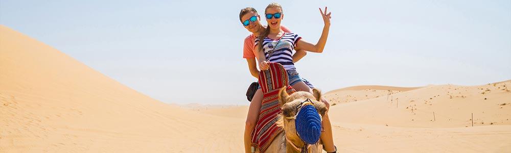 Día 4 Excursión de safari en Hurgada
