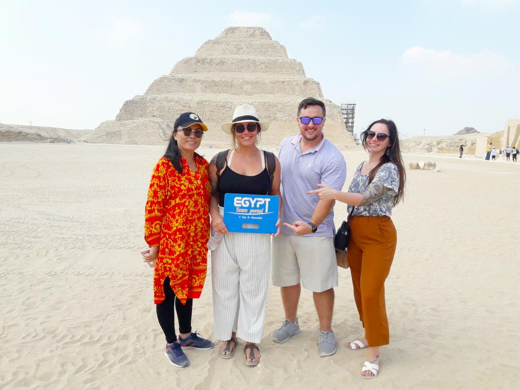 Experiencia en Egipto de 10 días en El Cairo, Crucero por El Nilo y Hurgada