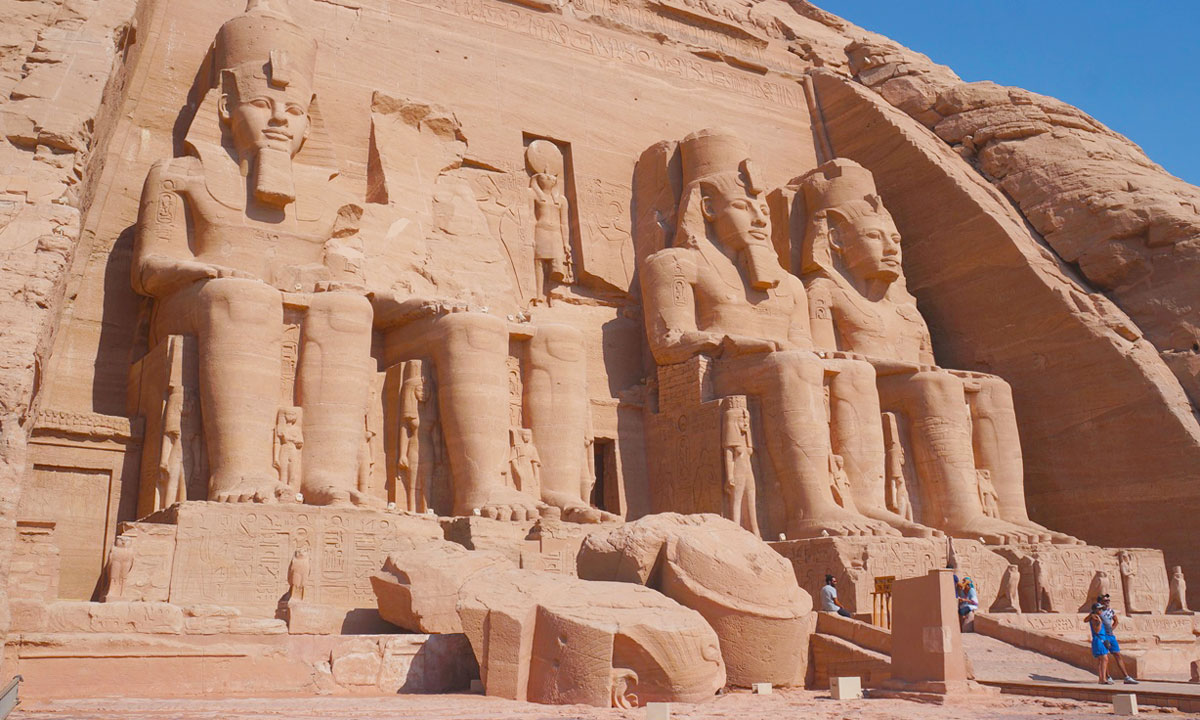 Templo de Abu Simbel - Egypt Tours Portal