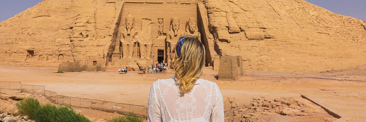 Día 6: Visita del Templo de Abu Simbel: