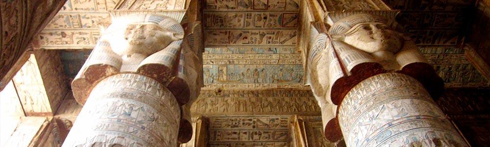 Día 7: Explorar Abidos y Dendera