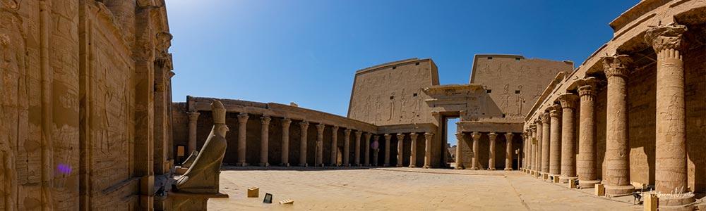 Día 5: Visitas del Templo de Edfu y de Kom Ombo