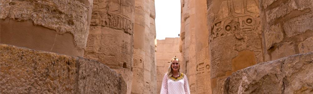 Día 8:Las atracciones de Luxor