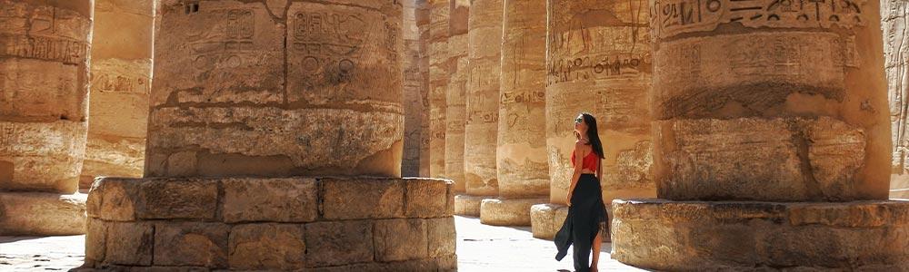 Día 3: De Hurgada a Luxor- Visitar Las atracciones de Luxor: