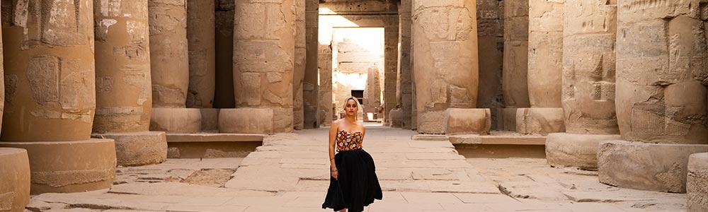 Día 3: Visitar Lo Más Importante de La Orilla Oriental de Luxor: