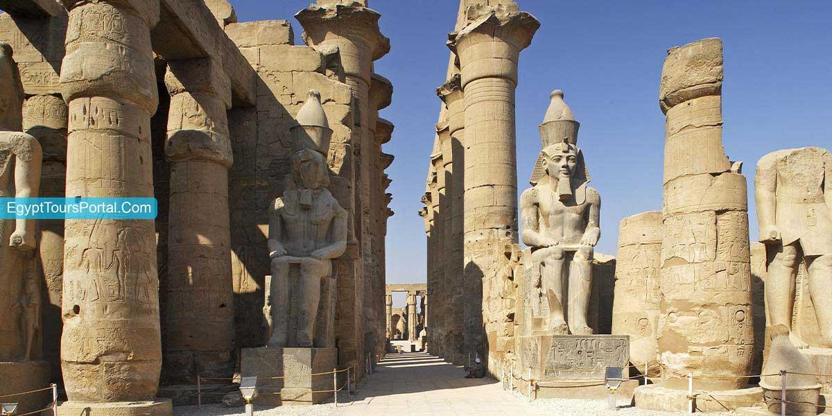Excursiones a Luxor desde Hurgada de Dos Días