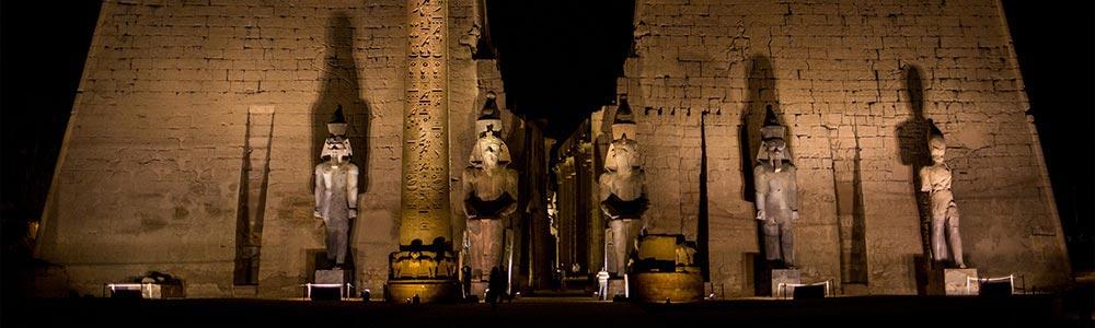 Itinerario de 5 días en el crucero de gran lujo de Sanctuary Nile Adventurer desde Luxor