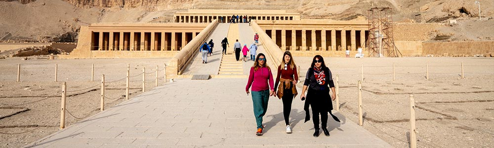 D  a 6: Los Destinos destacados en Luxor