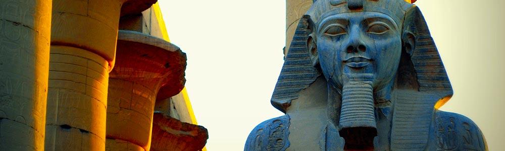 Itinerario de 4 días en crucero de lujo por el Nilo Sonesta Moon Goddess desde Luxor