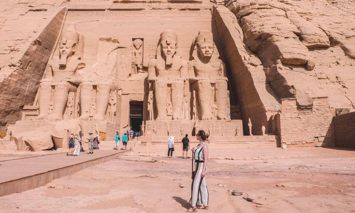 Tour Estupendo de 4 Días a El Cairo y Abu Simbel