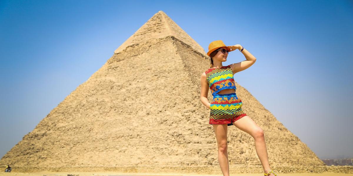 Tour a Egipto de 4 Días en El Cairo