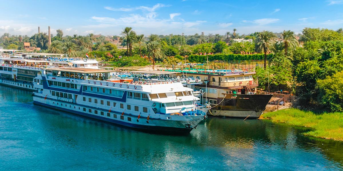 Tour a El Cairo, Crucero Por El Nilo y Alejandría en 7 días