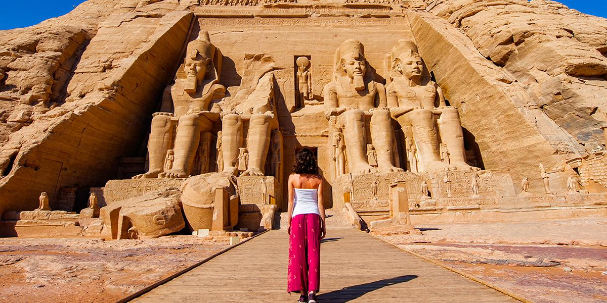 Tour de 2 Días a Luxor & Abu Simbel Desde El Cairo