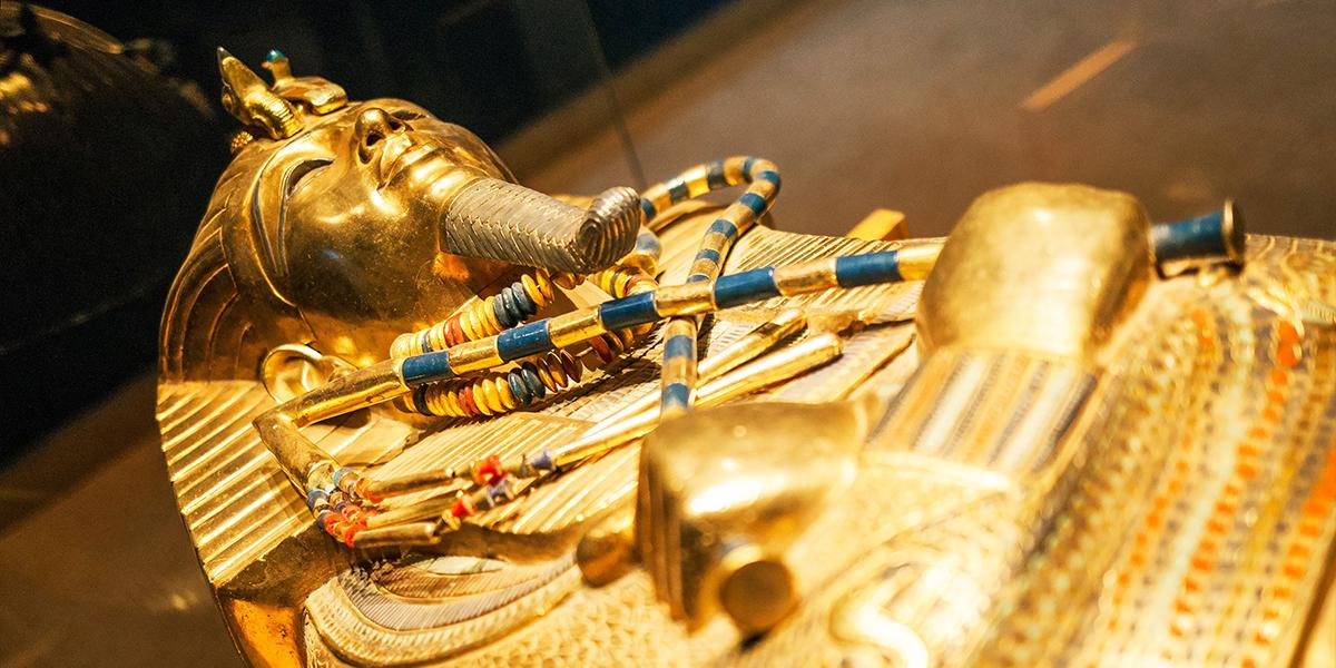 Excursión al Museo Egipcio en El Cairo de Medío Día