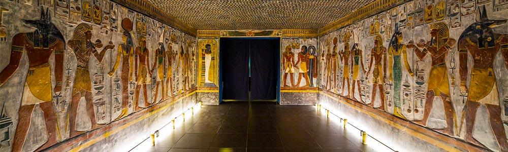 Día 7: Visitar Lo Más Importante de La Orilla Occidental de Luxor.