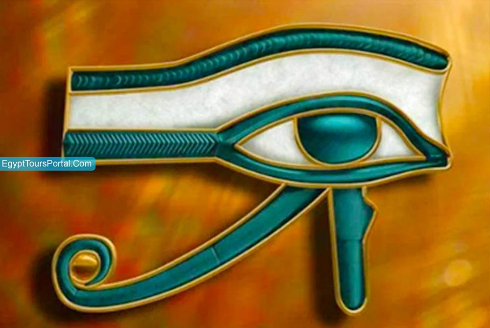 Udyat - Ojo de Horus - Símbolos Egipcios Antiguos - Egypt Tours Portal
