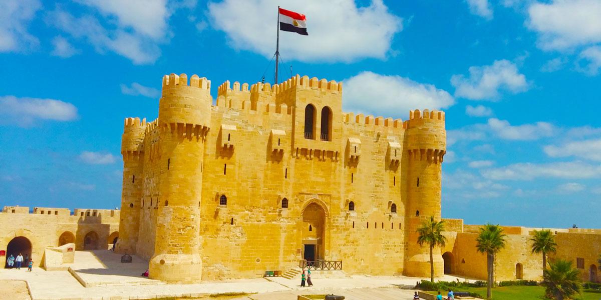 Viaje Impresionante de 4 Días a El Cairo & Alejandría
