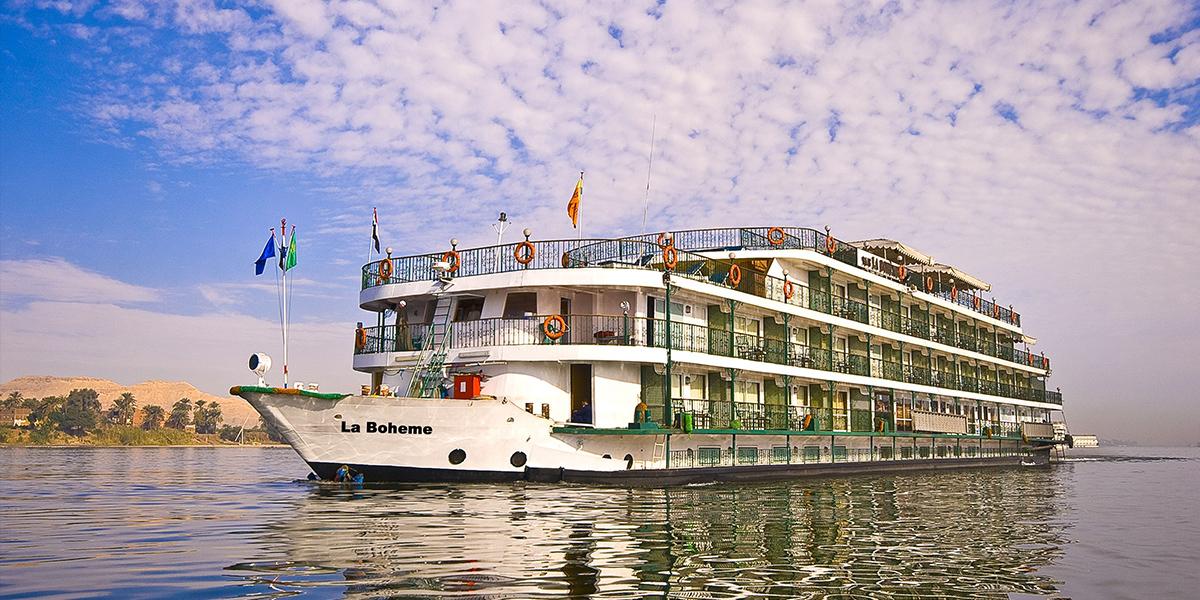Viaje a Egipto de 10 Días en El Cairo y Crucero por el Nilo