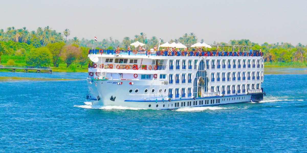 Viaje a Egipto de 12 Días  en El Cairo, Crucero Por El Nilo y Hurgada
