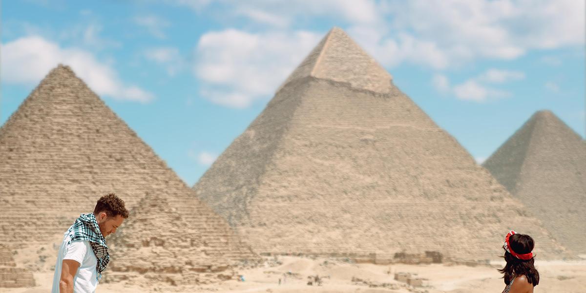Viaje a Egipto de 13 Días en El Cairo, Alejandría y Crucero por El Nilo