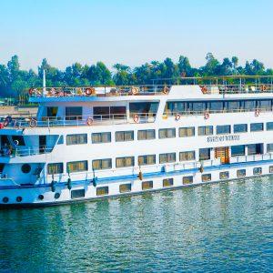 Crucero por El Nilo de 4 Días desde Asuán a Luxor Incluido Abu Simbel