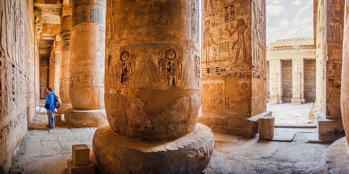Durante tu viaje a Egipto