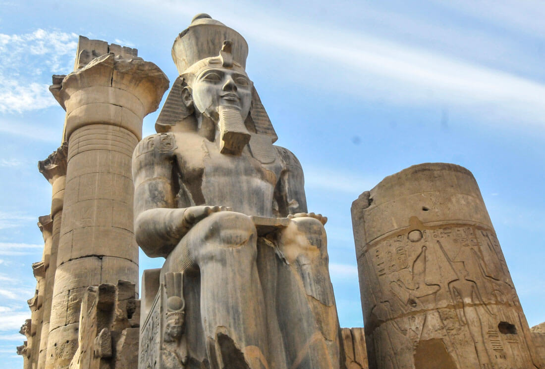 Introducción de Egipto