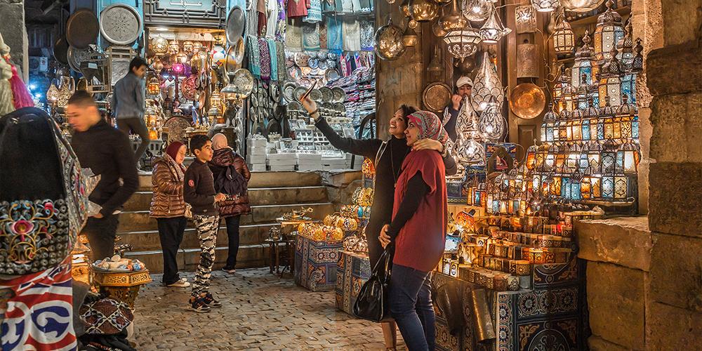 Atracciones Turísticos en El Cairo