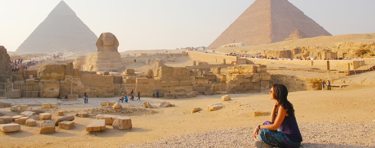 Viaje a Egipto de 5 Días en El Cairo y Hurgada