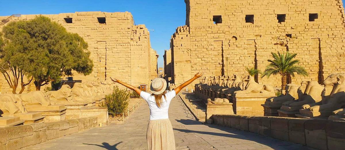 Las Maravillas de Egipto con Nuestro Viaje de Lujo a Egipto de 11 Días