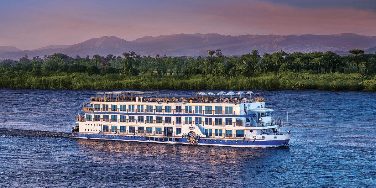 Cruceros de Lujo por el Nilo