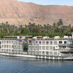 Crucero de Lujo por el Nilo Sonesta St. George
