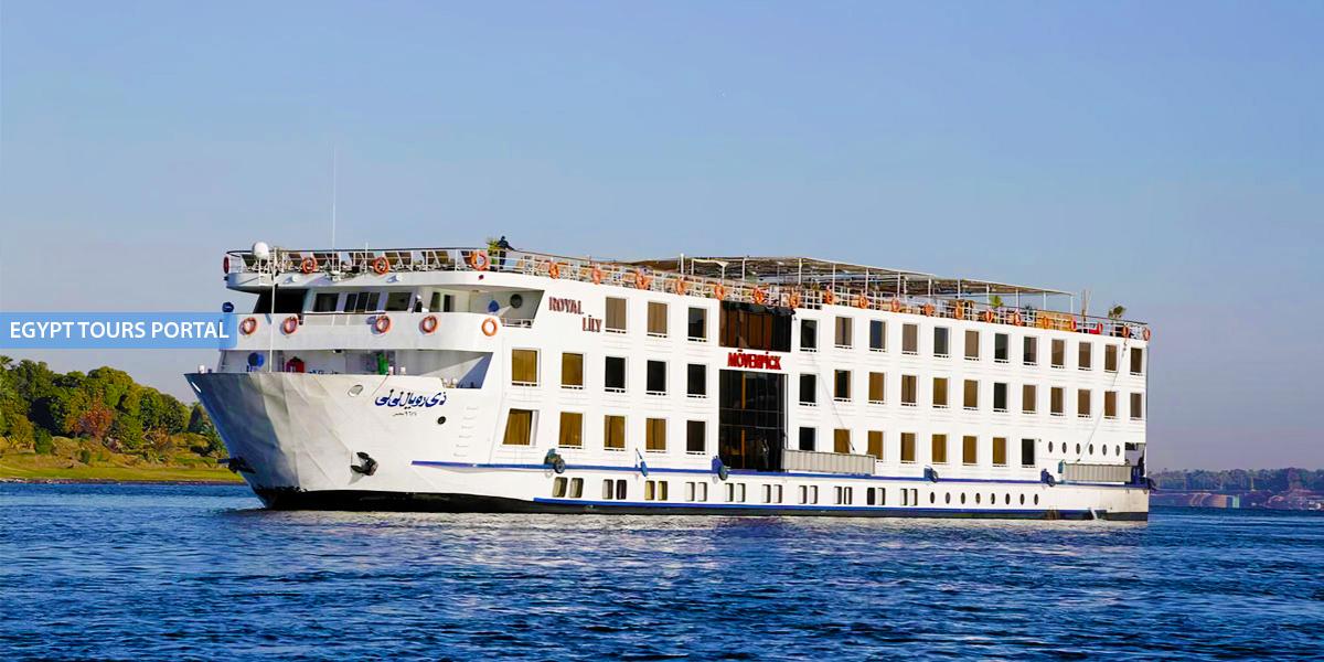 El Crucero de Lujo por el Nilo de Mövenpick MS Royal Lily