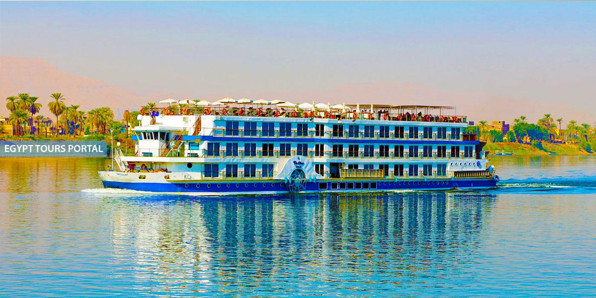 El Crucero de Lujo por el Nilo de Oberoi Philae