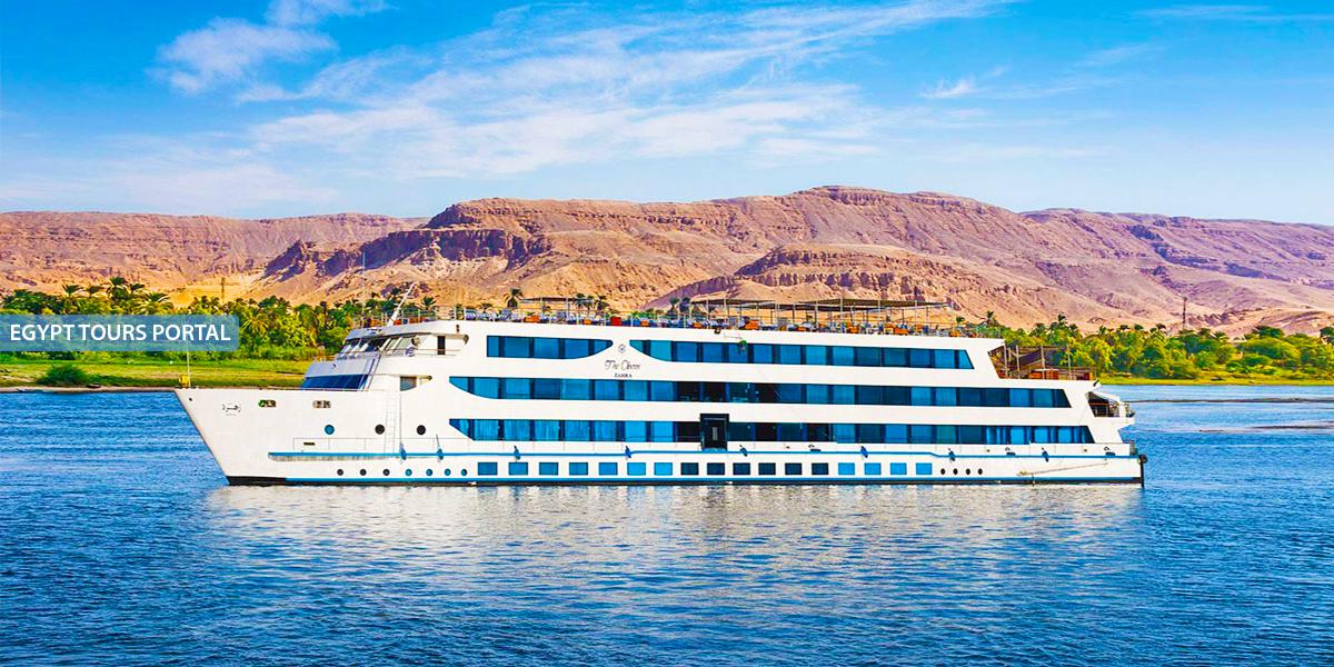 El Crucero de Lujo por el Nilo de Oberoi Zahra