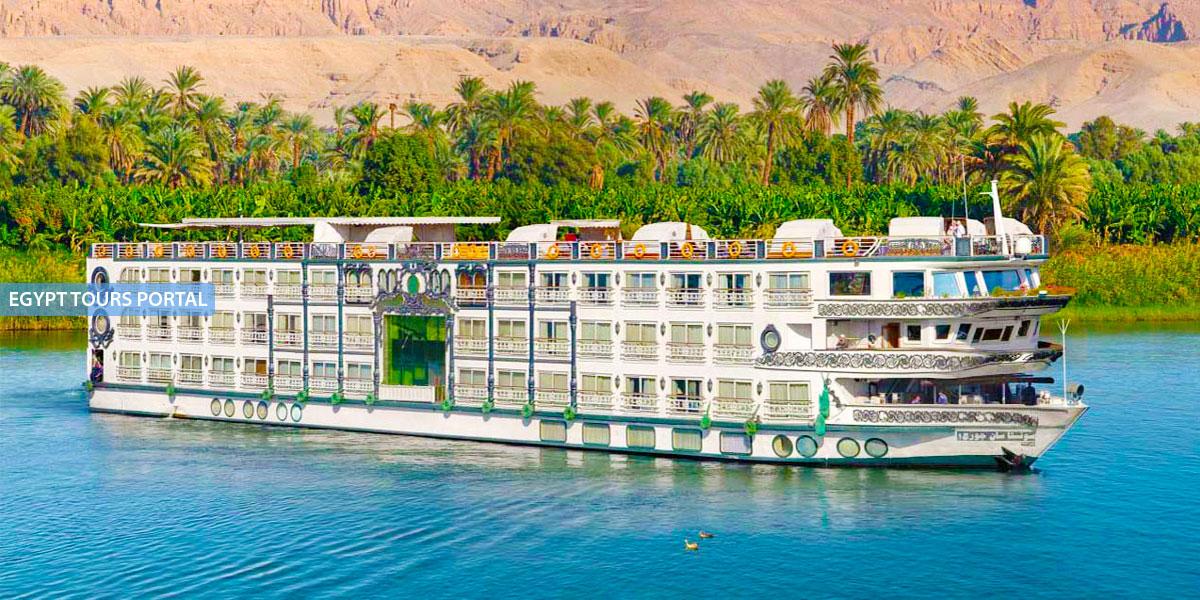 El Crucero de Lujo por el Nilo de Sonesta St. George