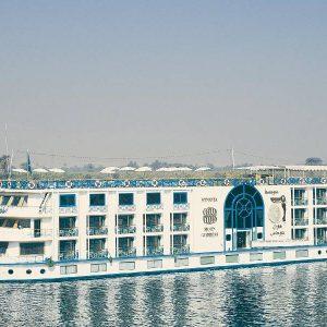 Crucero de Lujo por el Nilo Sonesta Moon Goddess