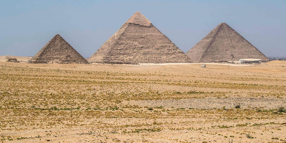 Maravillosa Excursión desde Hurgada a El Cairo por Avión