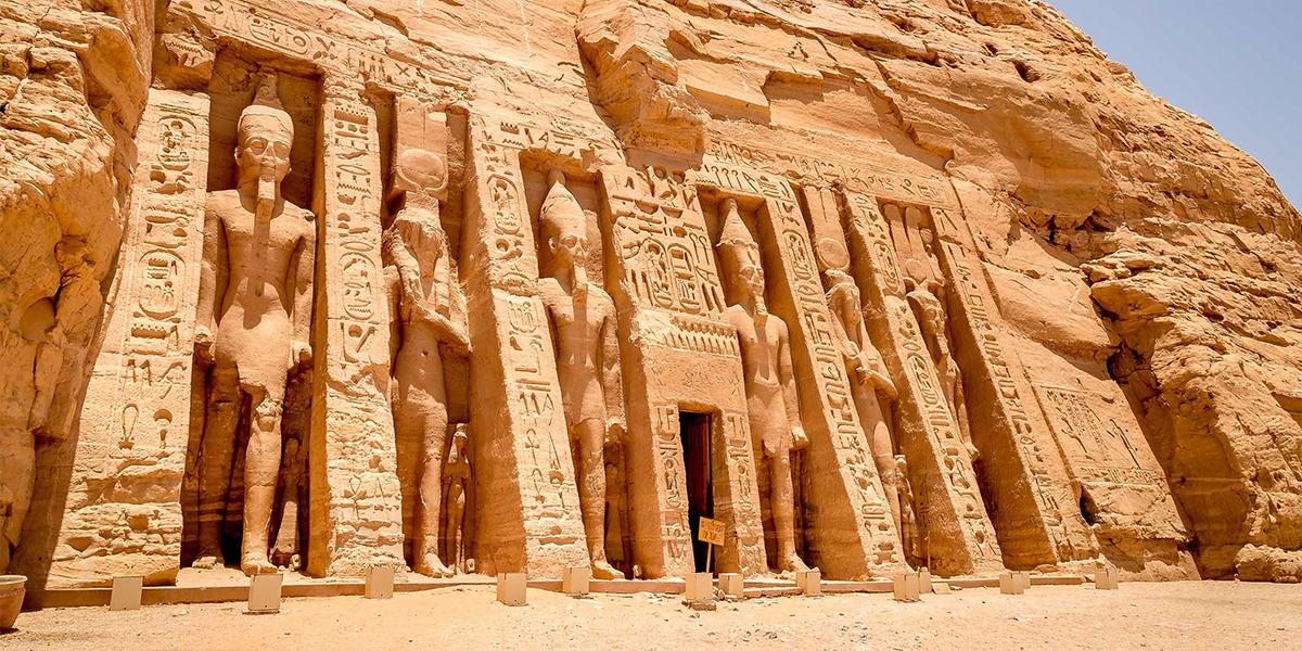 Viaje Barato a Egipto de 6 Días en El Cairo, Luxor, Asuán y Abu Simbel
