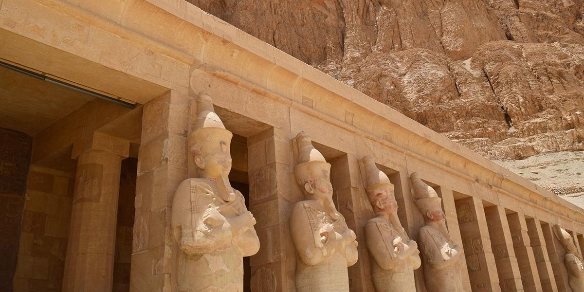Vacación Barata Egipto de 5 Días en El Cairo, Luxor y Alejandría