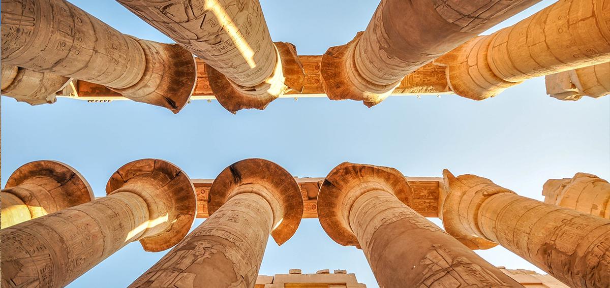 Espectáculo de Luz y Sonido en Karnak