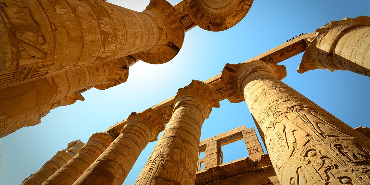 Excursión en Luxor de Un Día en Templos de Karnak y de Luxor