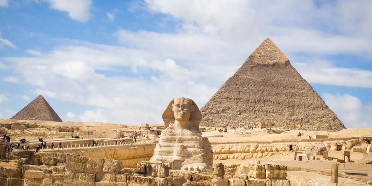 Mejor Luna de Miel en Egipto de 7 Días en El Cairo, Luxor y Hurgada
