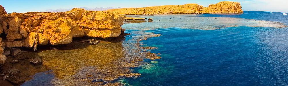 Snorkel en el Parque Nacional de Ras Muhammad