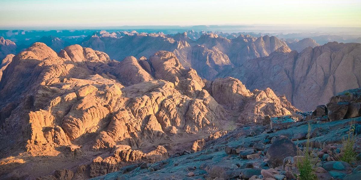 Tour al Monasterio de Santa Catalina y Monte de Moisés desde Sharm El Sheij
