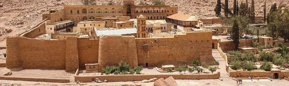 Tour desde Sharm El Sheij al Monasterio de Santa Catalina